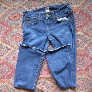 True Religion jeans Becky bootcut 29